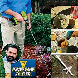 Awesome Auger Review As Seen On TV