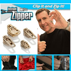 Instant Zipper Review As Seen On TV
