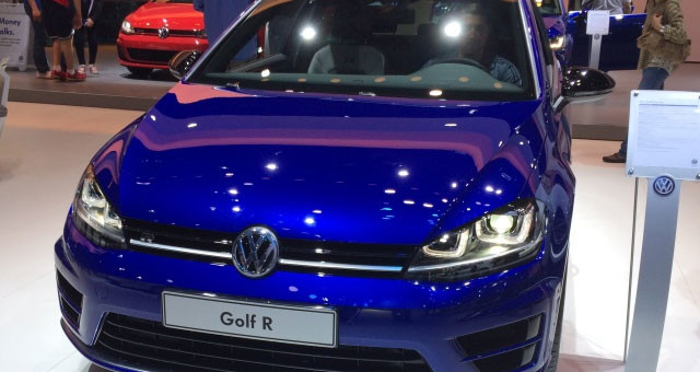 VW Announces 2015 Golf R Pricing